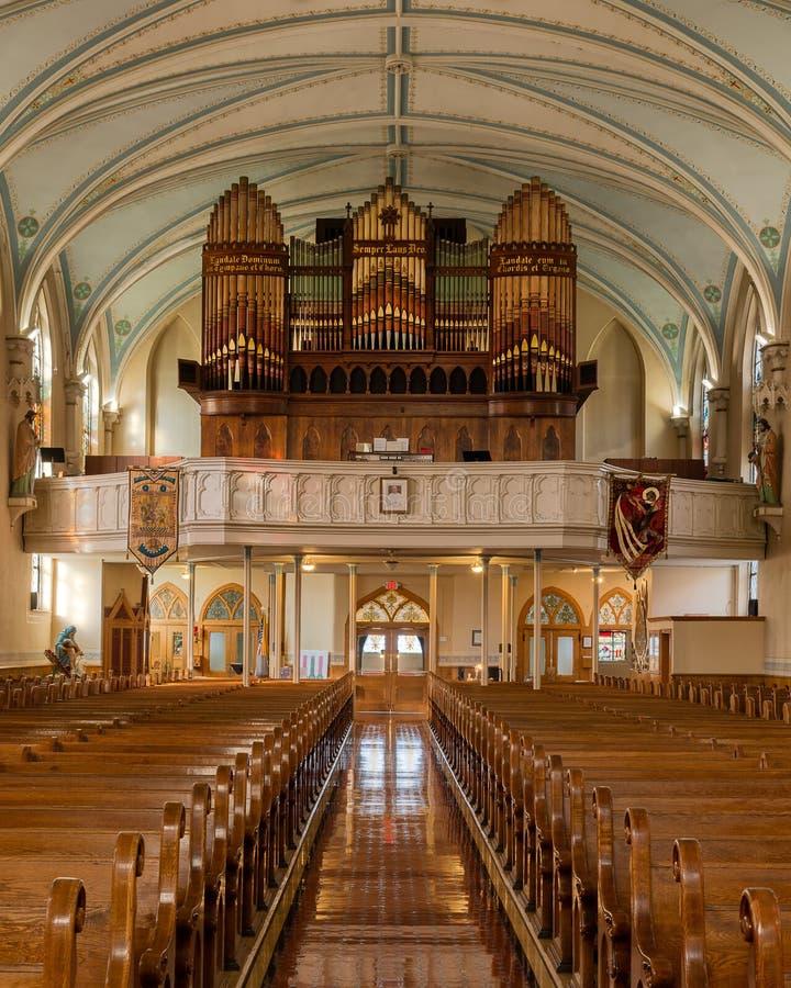 St Martin церков путешествий стоковые фотографии rf