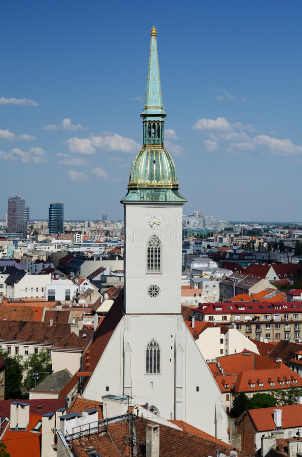 Free St. Martin Cathedral In Bratislava Stock Images - 24752254