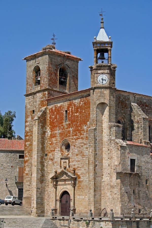 St. Martin Church royalty free stock photo