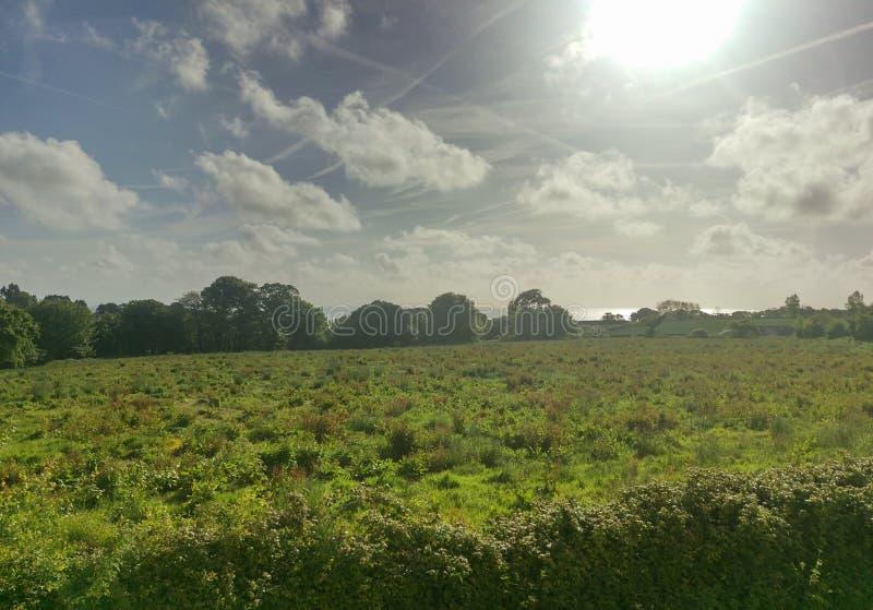 St Martin Jersey photographie stock libre de droits