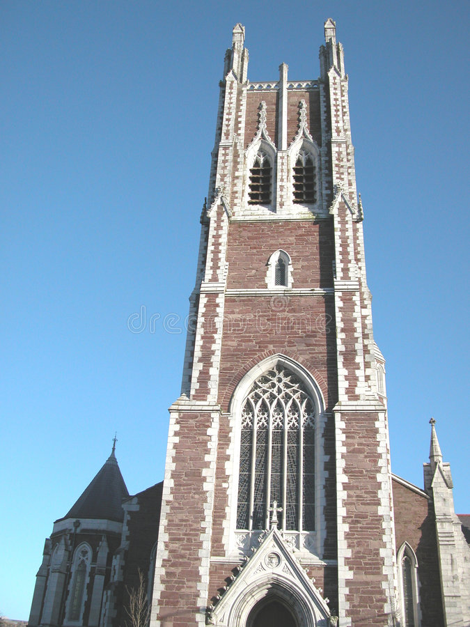 st mary собора Аннеы стоковое фото rf