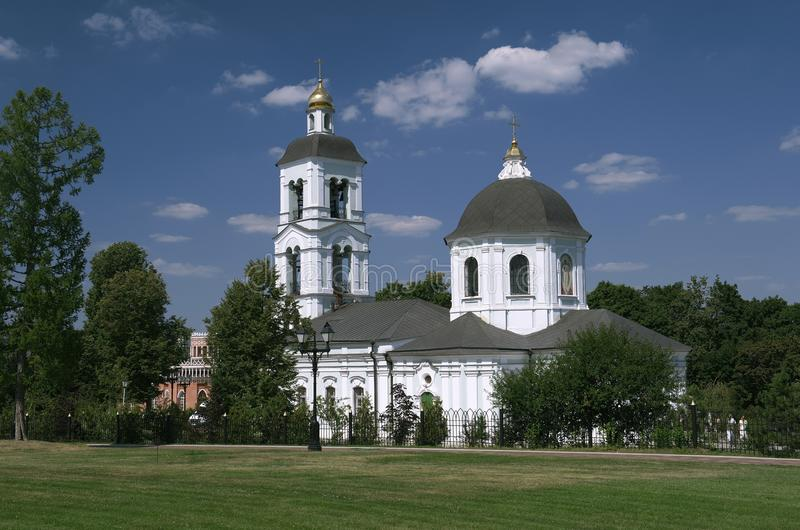Download St. Mary Church Life-giving Spring Stock Photo - Image: 26018098