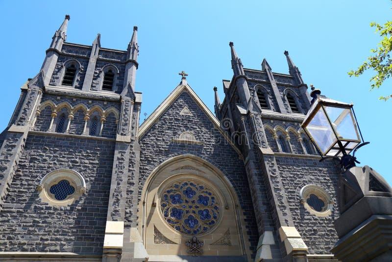 St Mary da basílica dos anjos imagens de stock royalty free