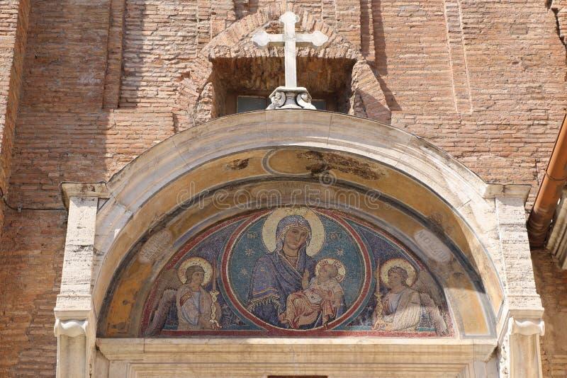 St Mary de l'autel du ciel photo stock