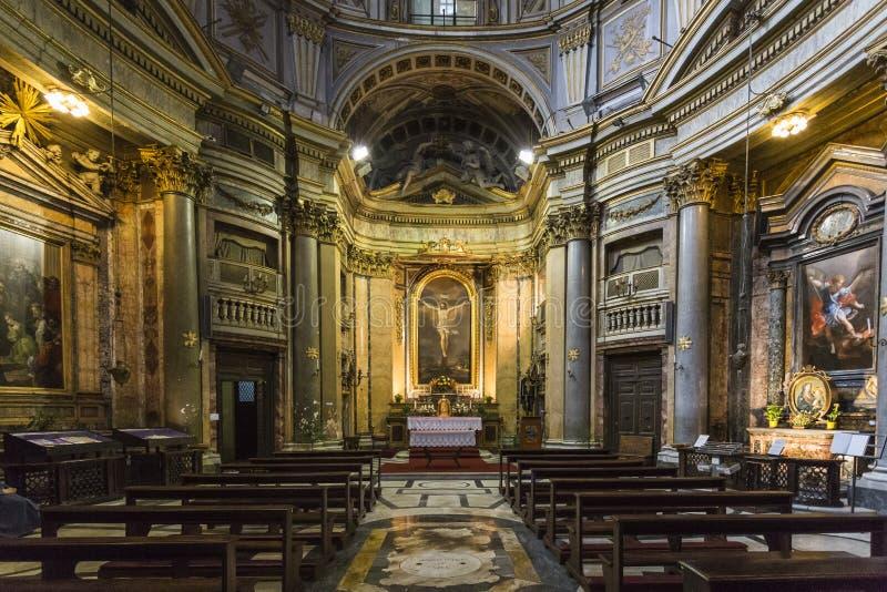 St Mary de la prière et de la mort photo libre de droits