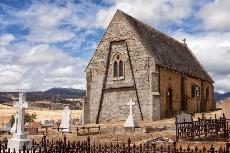 St Mary den jungfruliga kyrkan, Gretna royaltyfria foton