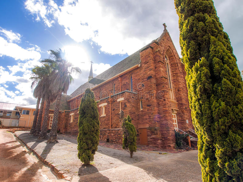 St Mary en Ara Coeli Roman Catholic Church, Northampton photographie stock libre de droits