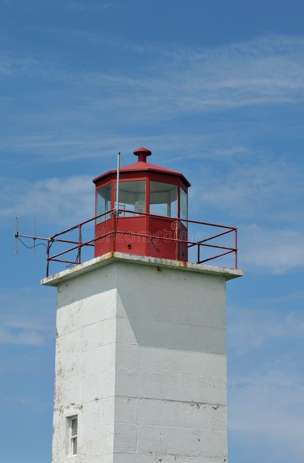 St Mary Lighthouse de cap image libre de droits