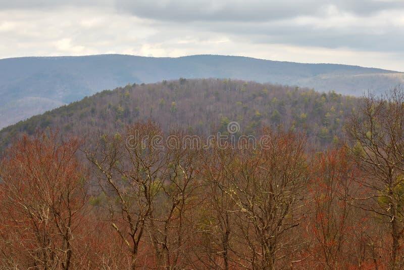 St Mary pustkowie, Blue Ridge Mountains, Virginia zdjęcie stock