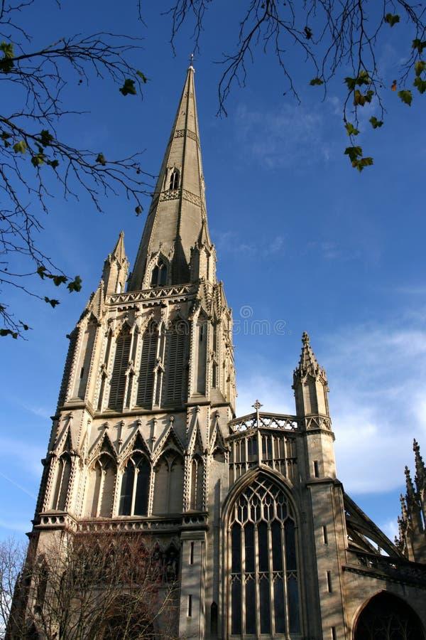 St. Mary Redcliffe stock afbeeldingen