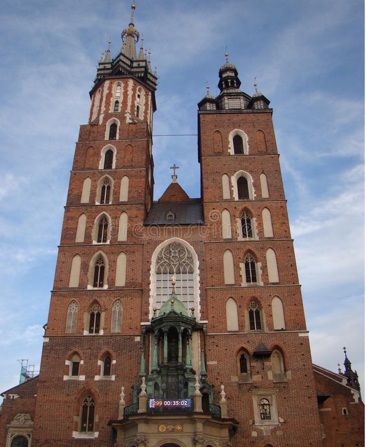 st mary s церков стоковое фото