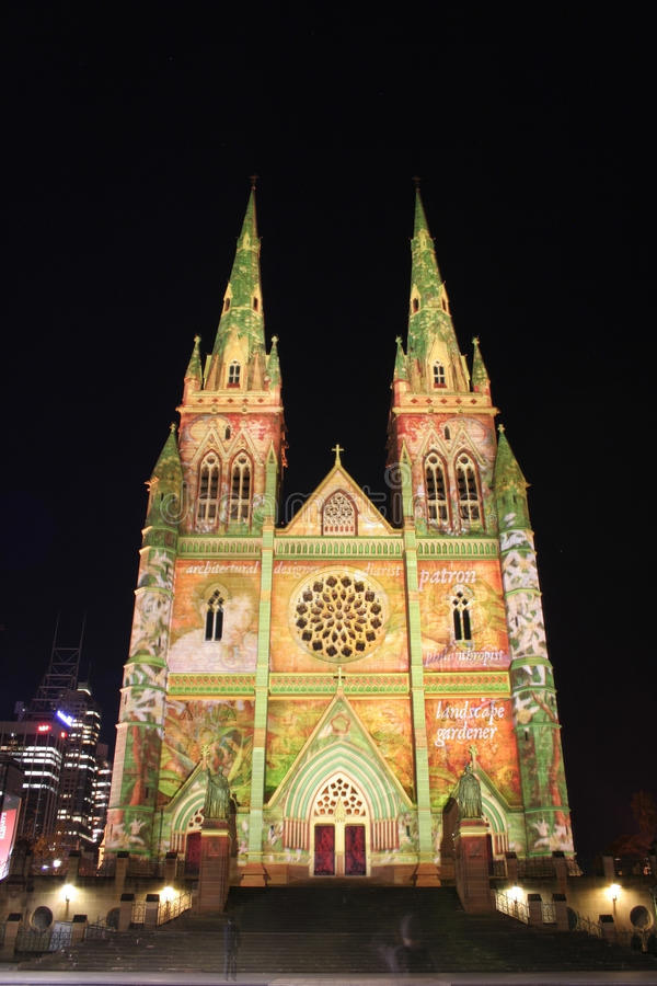 Download St Mary's Cathedral, Sydney, Australia Editorial Image - Image: 14734965