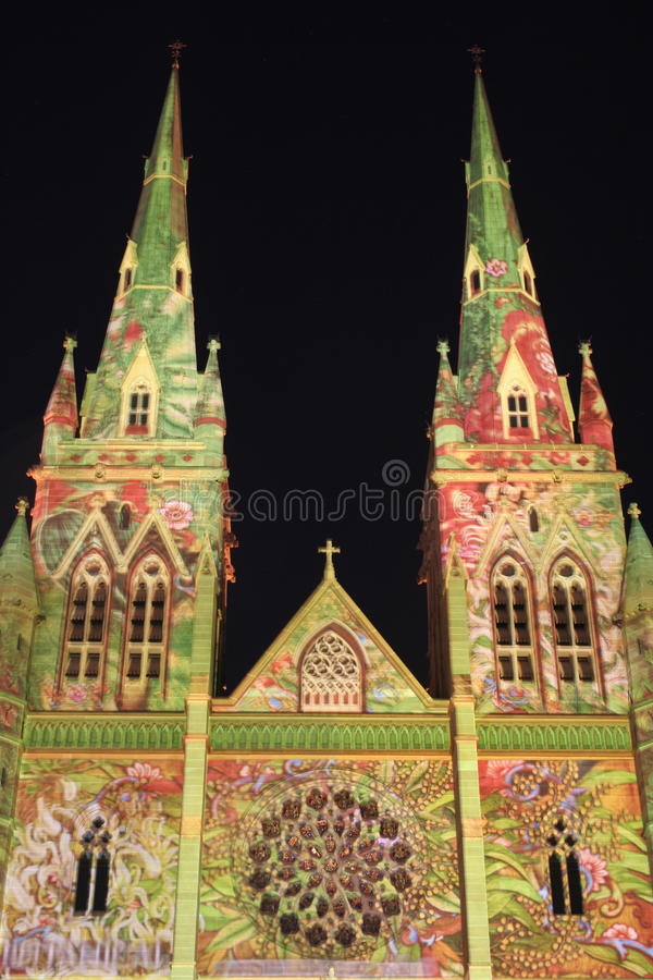 St Mary S Cathedral, Sydney, Australia Stock Photography