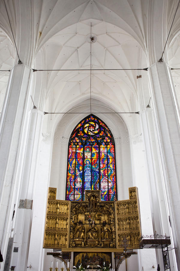 Download St. Mary's Church In Gdansk Stock Photo - Image: 23318970