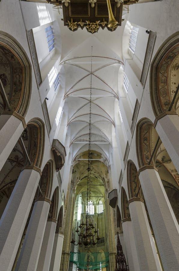 St- Mary` s Kirche, Stralsund, Deutschland lizenzfreie stockfotos