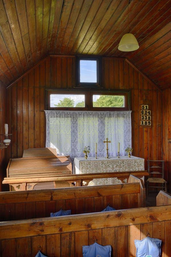 St Mary Virgin, Shepperdine stock fotografie