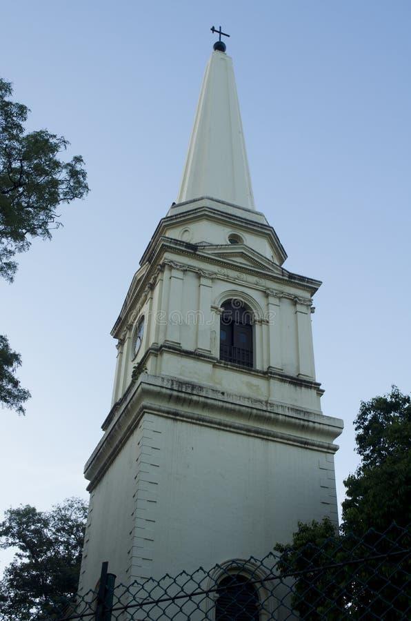 St Marys Church, Chennai, Tamil Nadu, India, Asia royalty free stock photo