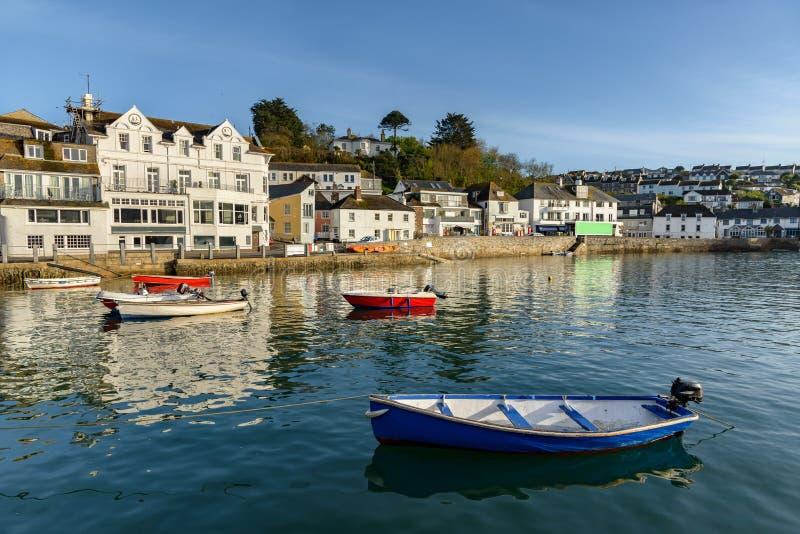 St Mawes Cornovaglia, Inghilterra Regno Unito fotografie stock libere da diritti