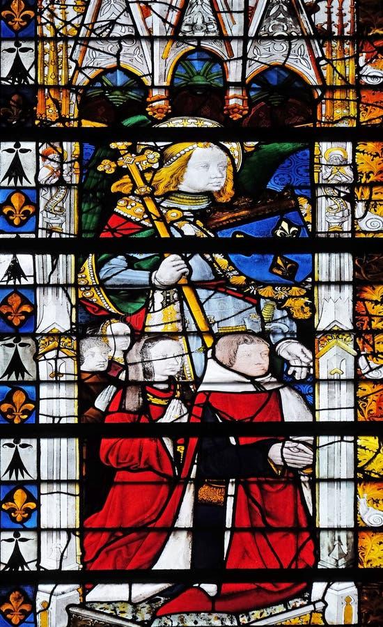 St Michael ärkeängeln royaltyfri bild