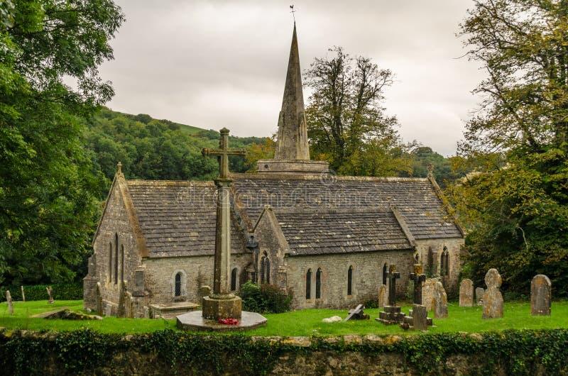 ST Michael & όλη η εκκλησία αγγέλων λίγα bredy στοκ εικόνες με δικαίωμα ελεύθερης χρήσης