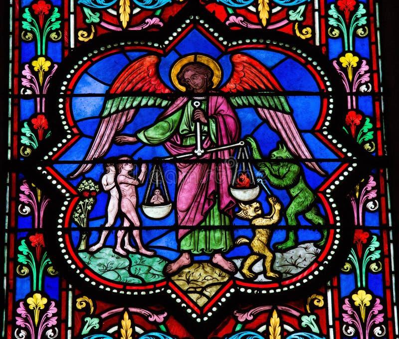 St Michael immagine stock