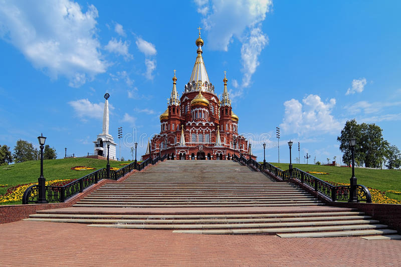 Download St. Michael Cathedral In Izhevsk, Russia Stock Photo - Image: 23445464
