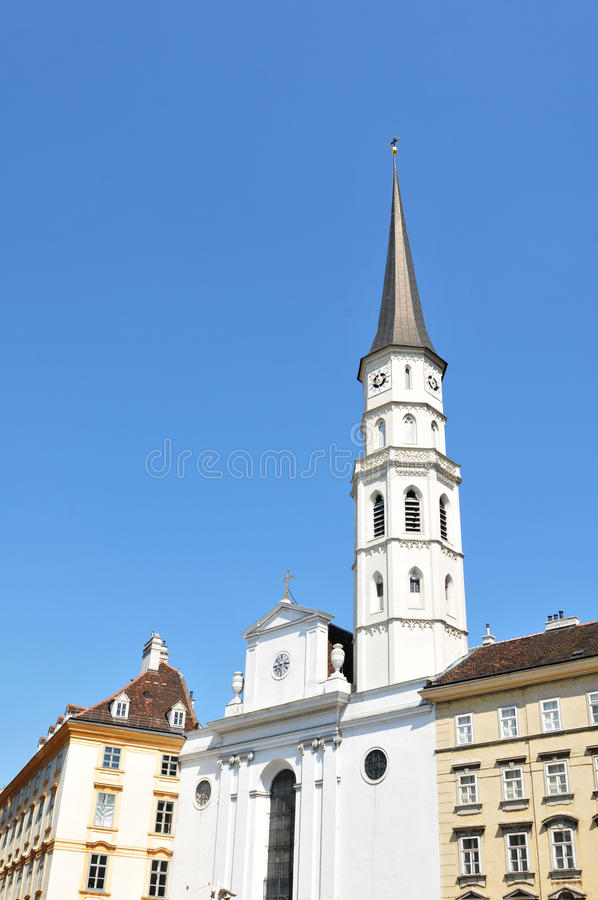 Download St. Michael Cathedral In Vienna, Austria Stock Photos - Image: 21336843