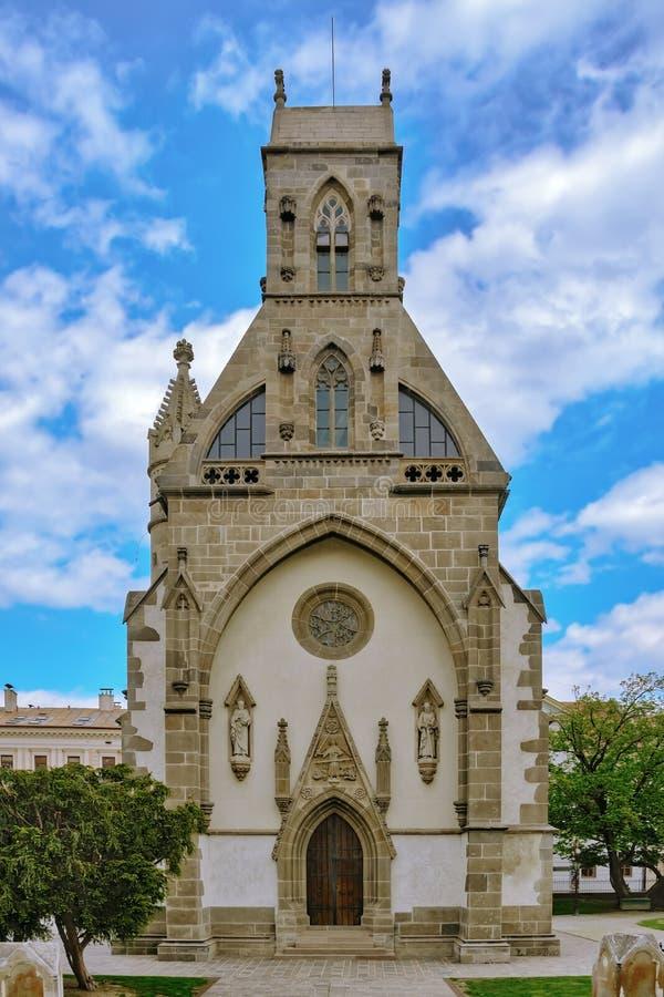 St Michael Chapel immagini stock