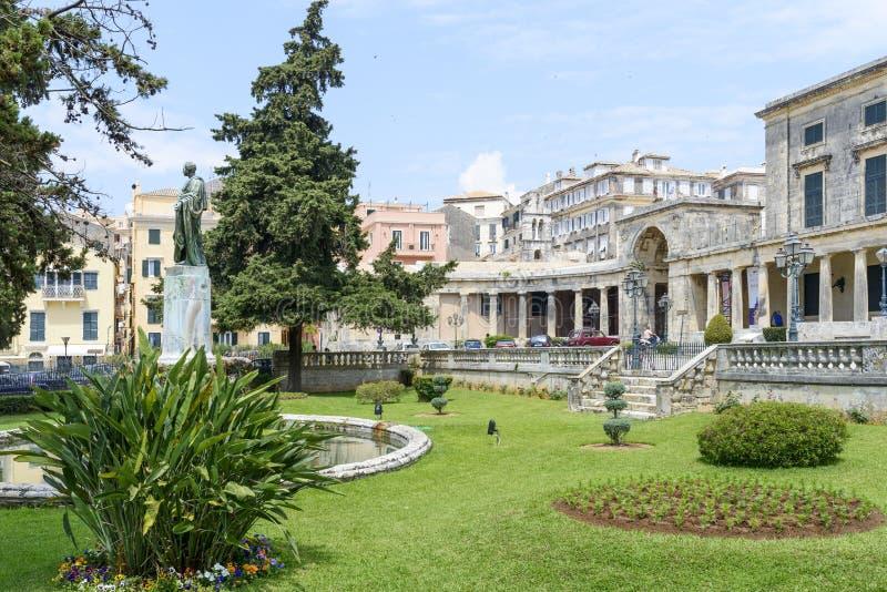 St Michael e san George Palace fotografia stock