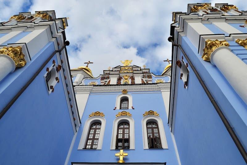 St Michael Golden-Domed Monastery immagini stock
