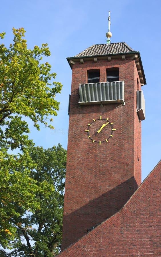 St Michael kościół Hamburg, Niemcy - - I - obrazy royalty free