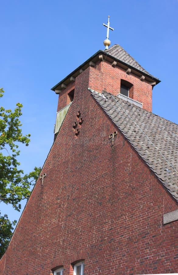St Michael kościół Hamburg, Niemcy - - IV - zdjęcia royalty free