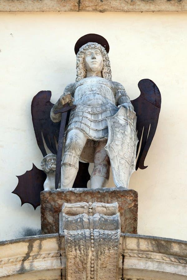 St Michael l'arcangelo immagine stock libera da diritti
