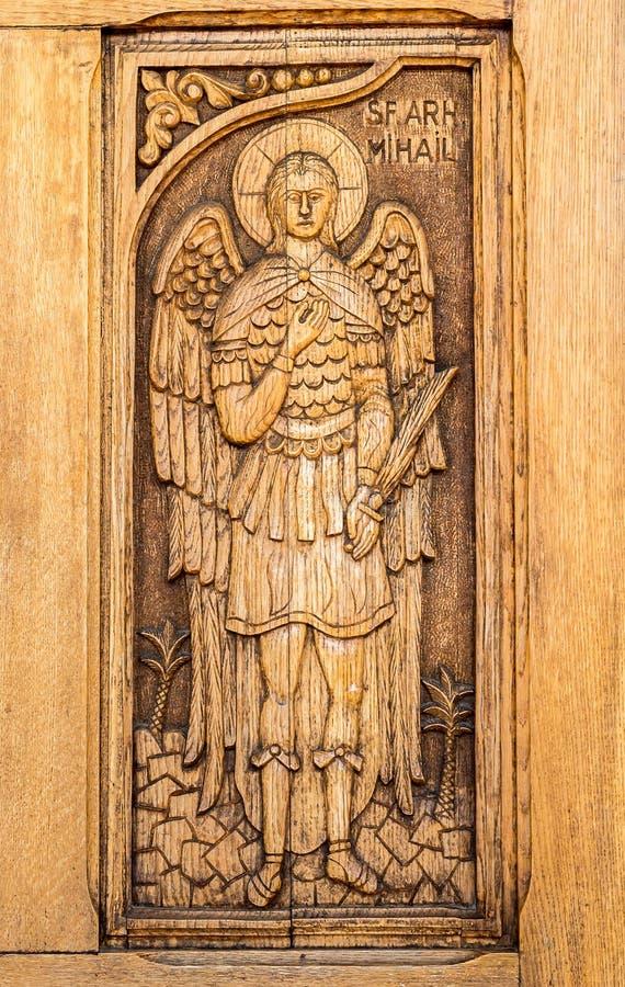 St Michael l'arcangelo immagini stock