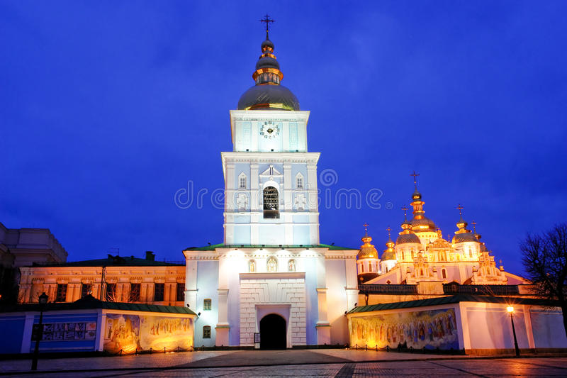 St. michael's cathedral royalty free stock photo
