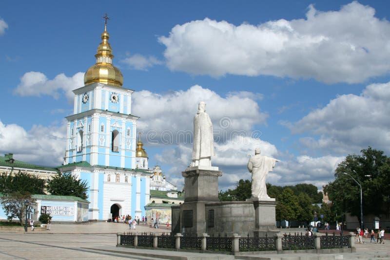 Arbor In Michael Monastery (Kiev) Stock Photo - Image of ...