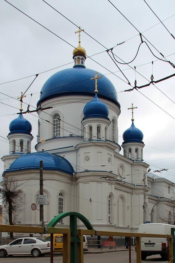St Michael ` s katedra fotografia royalty free
