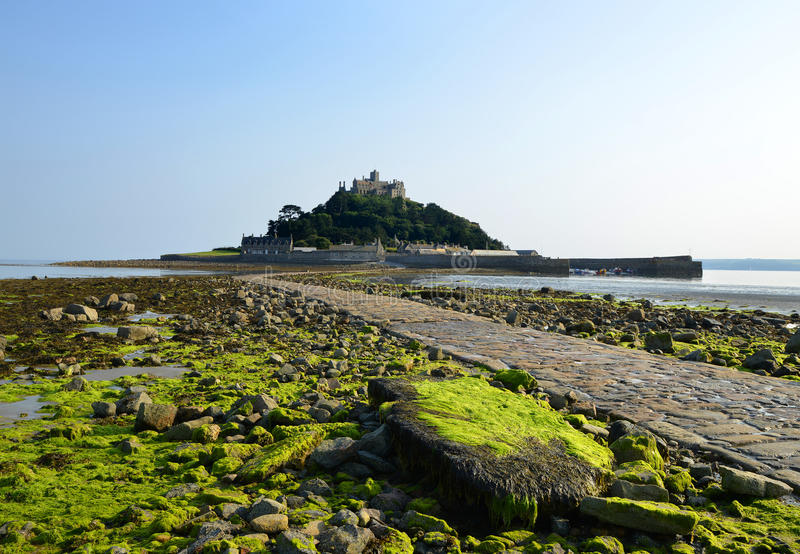 Download St Michael's Mount In Cornwall Stock Image - Image: 39239617