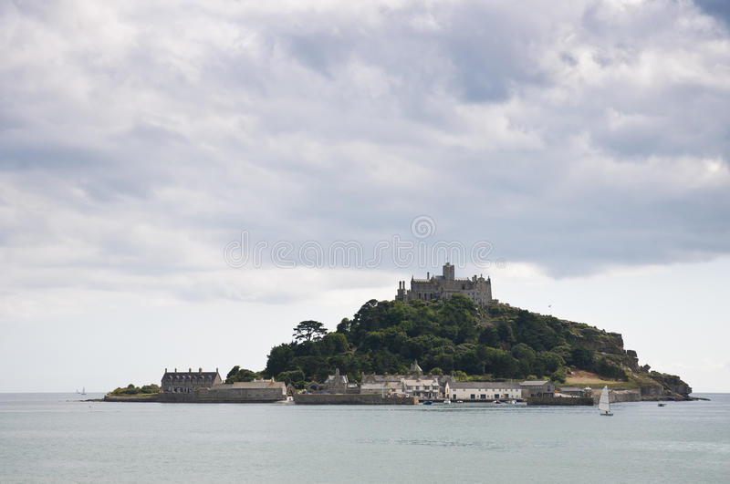 Download St. Michael's Mount, Marazion, Cornwall, UK Stock Image - Image: 15570575