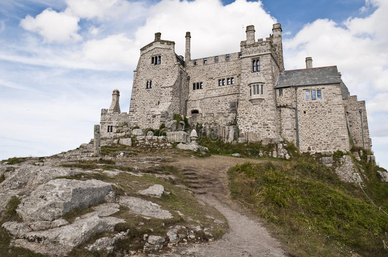 Download St. Michael's Mount, Marazion, Cornwall, UK Royalty Free Stock Photos - Image: 15570628