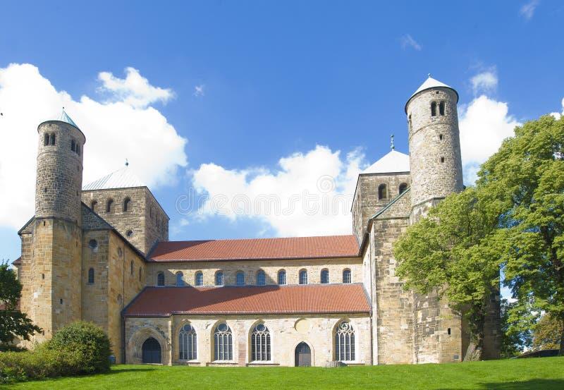St.Michaelis kerk stock fotografie