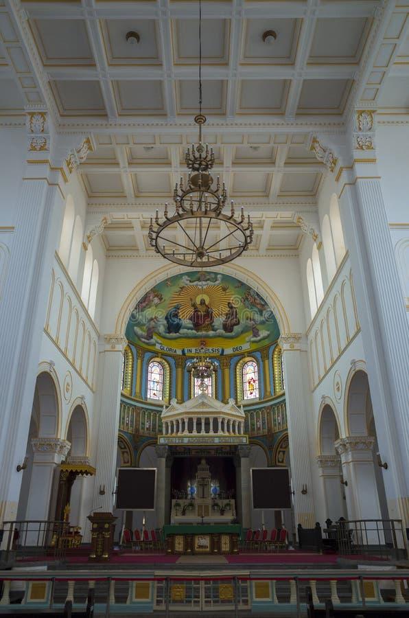 St Michaels大教堂 免版税图库摄影
