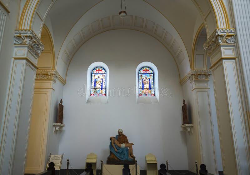 St Michaels大教堂 库存照片