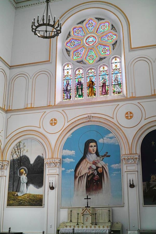 St Michaels大教堂 图库摄影