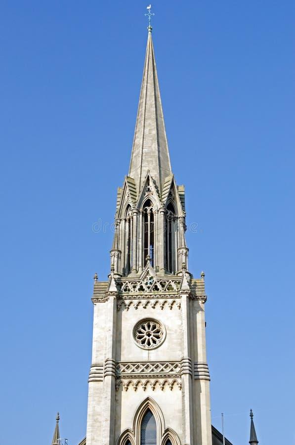 St Michaels教会,巴恩英国英国 免版税库存照片