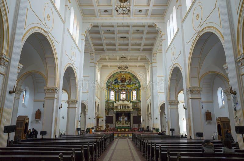 St Michaels Cathedral imagen de archivo