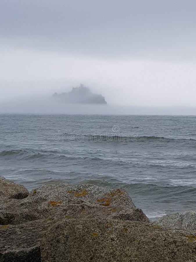 St Michaels Mount photographie stock