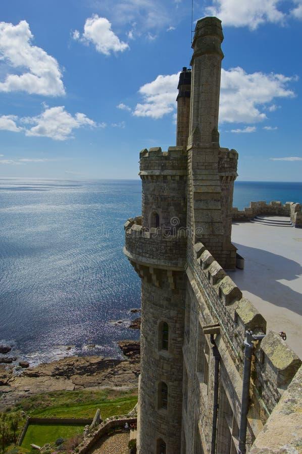 St Michaels Mount Cornwall photographie stock libre de droits