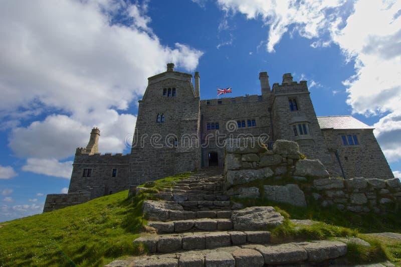 St. Michaels Mount Cornwall stockfoto