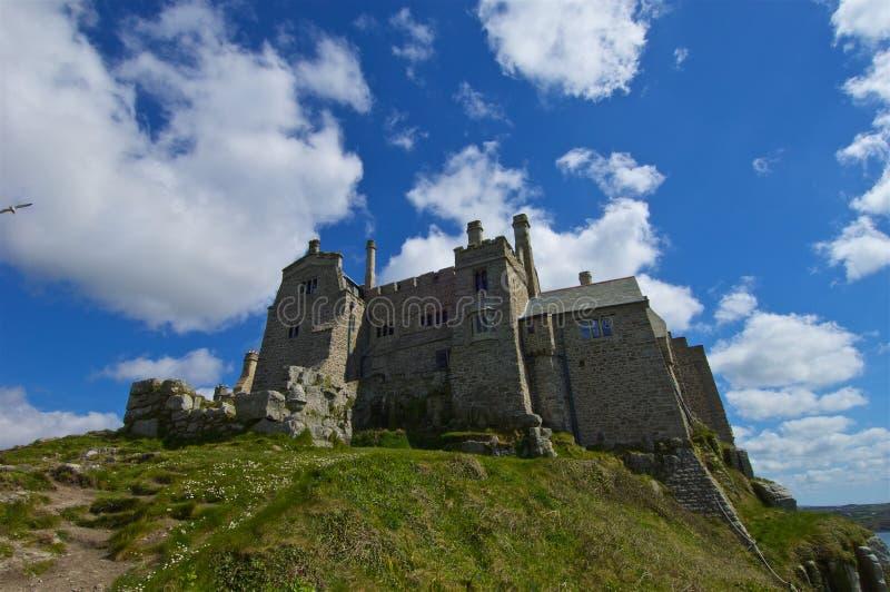 St. Michaels Mount Cornwall lizenzfreie stockfotografie